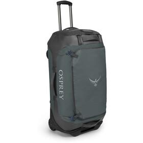 Osprey Rolling Transporter 90 Duffel Bag, gris